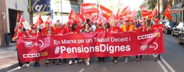 La Columna de Carlos Arcaya: Consuelo Navarro y CCOO son unos radicales