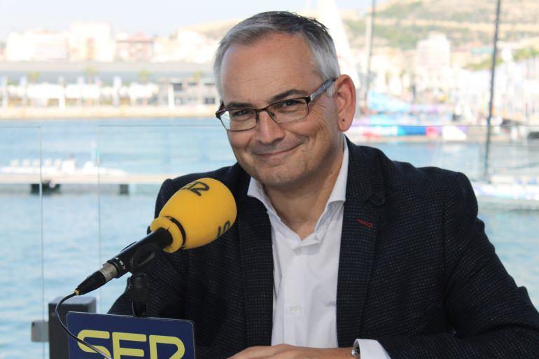 Josep Vicent Boira, secretario autonómico de Vivienda, Obras Públicas y Vertebración del Territorio