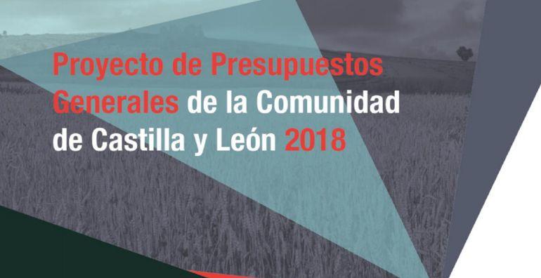 La Junta registraba este viernes su proyecto de presupuestos para 2018