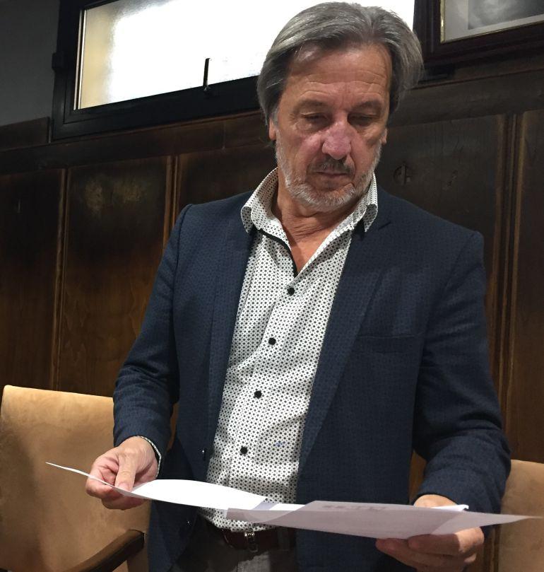 Concejal de Coalición por el Bierzo, Pedro Muñoz