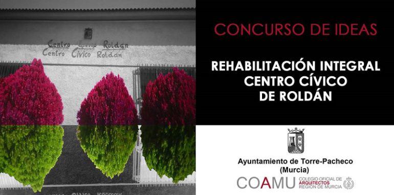 El Centro Cívico de Roldán, será rehabilitado en breve