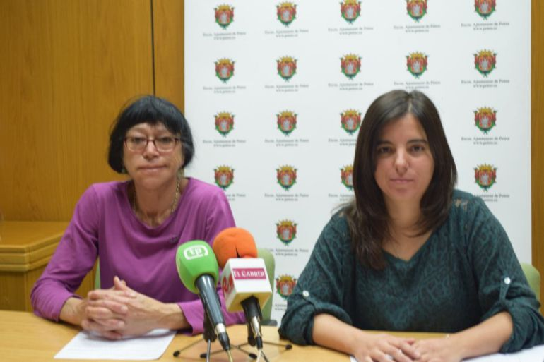 Herrero junto a Pineda (de izquierda a derecha)