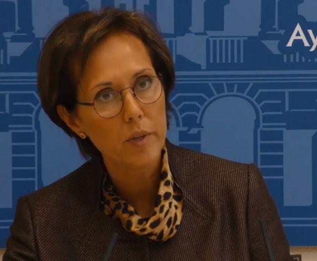 María José Solana, concejala de colegios