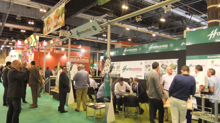 Expositores granadinos en Fruit Attraction (Madrid)