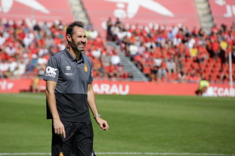 """Vicente Moreno: """"No puedo ser justo con todos los jugadores"""""""