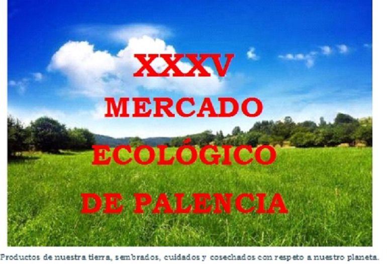 XXXV Mercado de Productores Ecológicos de Palencia