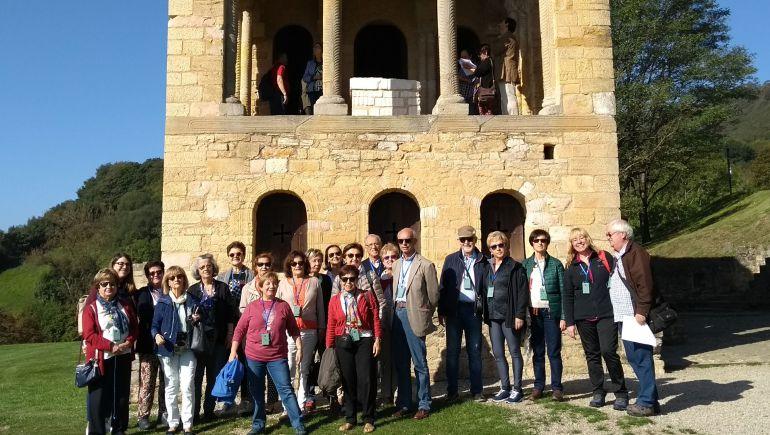 Visita al románico de Asturias