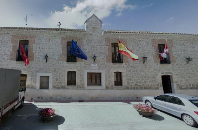Fachada del Ayuntamiento de Quintanilla de Onésimo