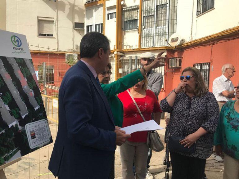 Inversiones en Triana: El Ayuntamiento invertirá casi 3 millones de euros en Triana y la Cartuja