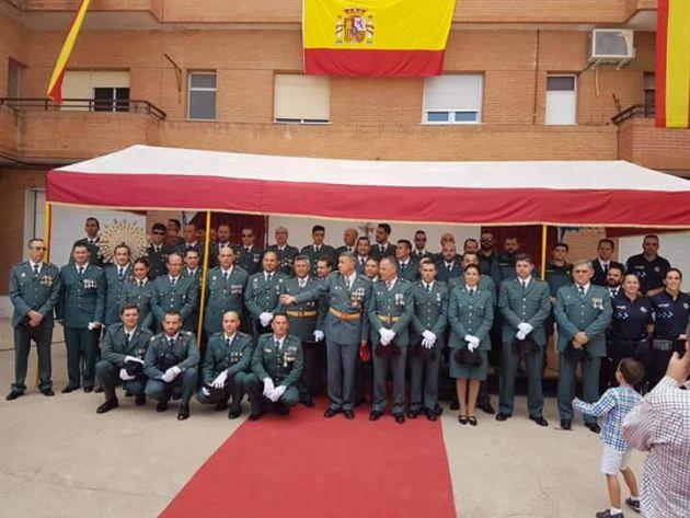 Alejandro Rodrigo se trasladará a Cuenca tras su ascenso a comandante