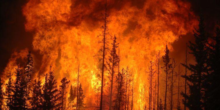 La Junta prorroga hasta el 31 de octubre el riesgo máximo de incendios