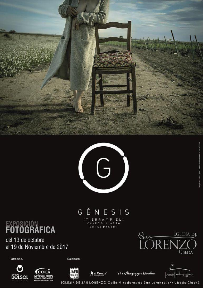 """""""Génesis, tierra y piel"""" en San Lorenzo"""