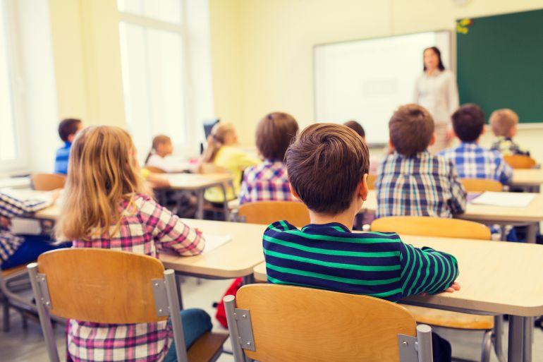 Las plantillas de profesorado no se recuperarán en esta legislatura