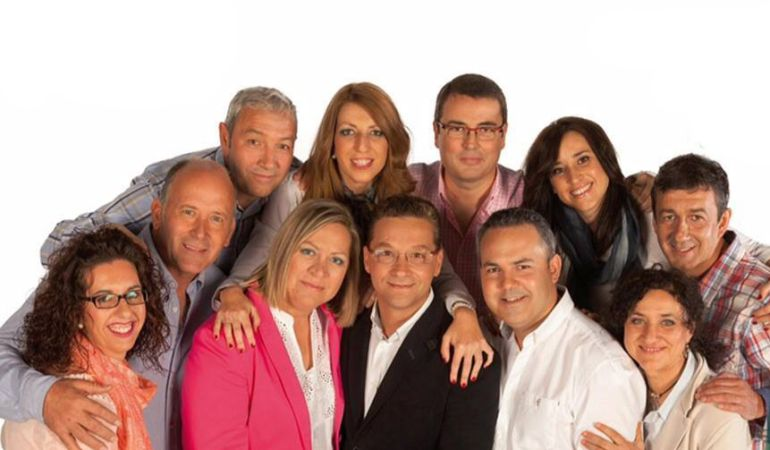 Lucas García forma parte del equipo que Francisco Huertas presentó para las elecciones de 2015