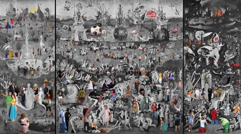 El Jardín de las Delicias. Serie Viajeros en el tiempo, de Lluís Barba