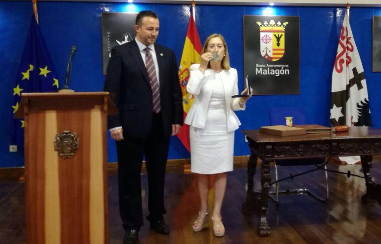 Ana Pastor, inaugura el Año Jubilar en Malagón