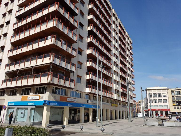 Edificio de viviendas en Santo Domingo