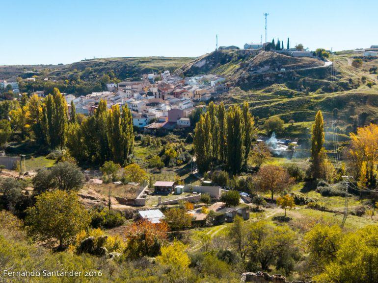 Nogales y miel: un perfecto plan otoñal en Peñalver