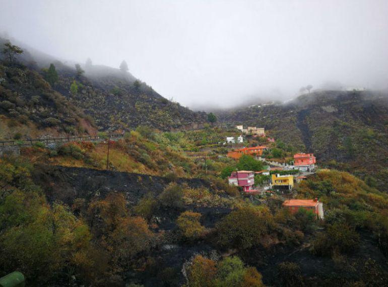 El calor amplía la campaña contra incendios en Gran Canaria