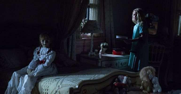 """Escena de la película """"Annabelle: Creation"""""""