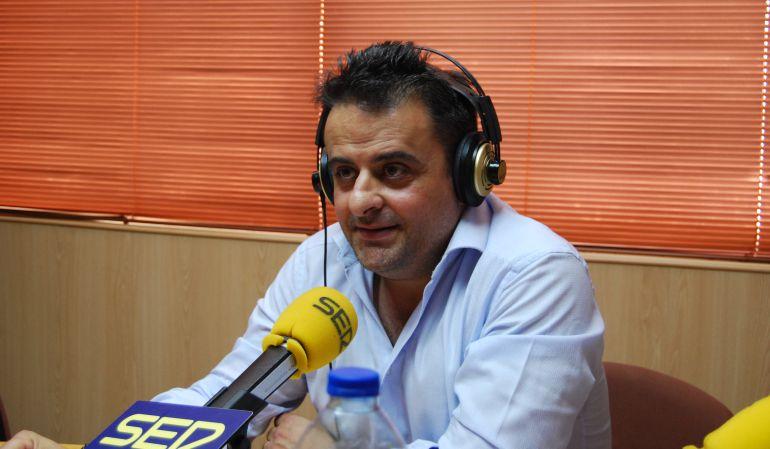Eduardo Gutiérrez portavoz de IUCM-LV en el ayuntamiento de Móstoles y exconcejal de urbanismo y vivienda