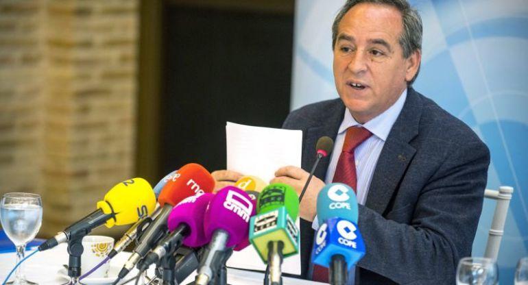 Angel Nicolás, presidente de CECAM