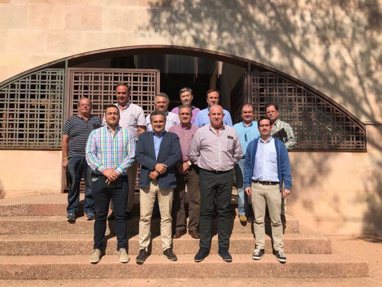 Proponen a las cooperativas oleícolas de la Sierra de Alcaraz y Campos de Montiel su constitución como Agrupación de Productores