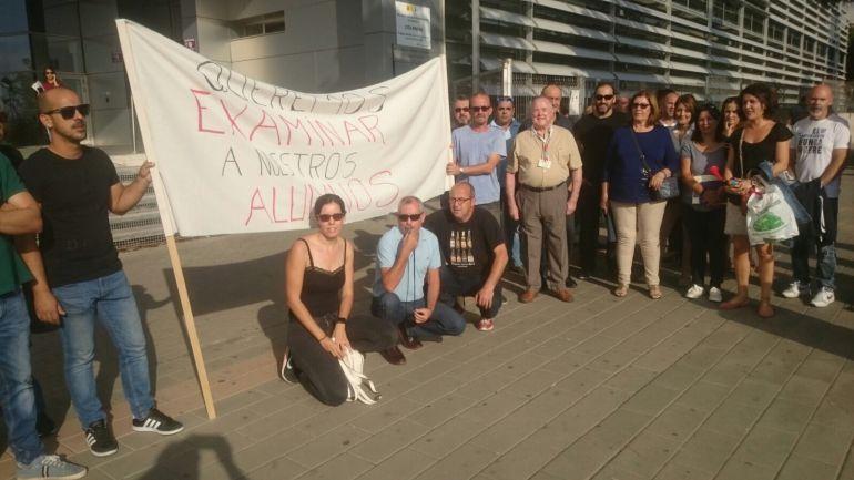 Protestas de las autoescuela este lunes los autoescuelas - Jefatura de trafico malaga ...