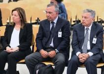 Condenados a prisión los exdirectores de la CAM Roberto López Abad y María Dolores Amorós