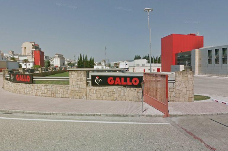 Planta de Pastas Gallo en El Carpio
