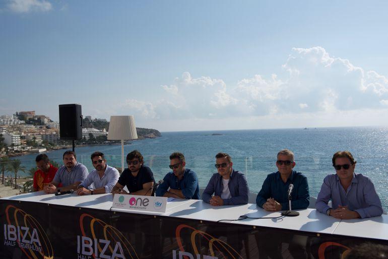 Presentación del Ibiza Triatlón