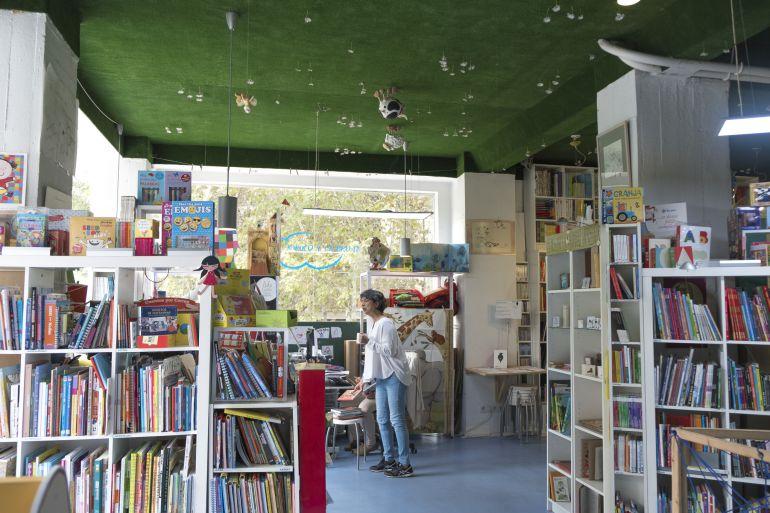 Librería Kirikú y la Bruja