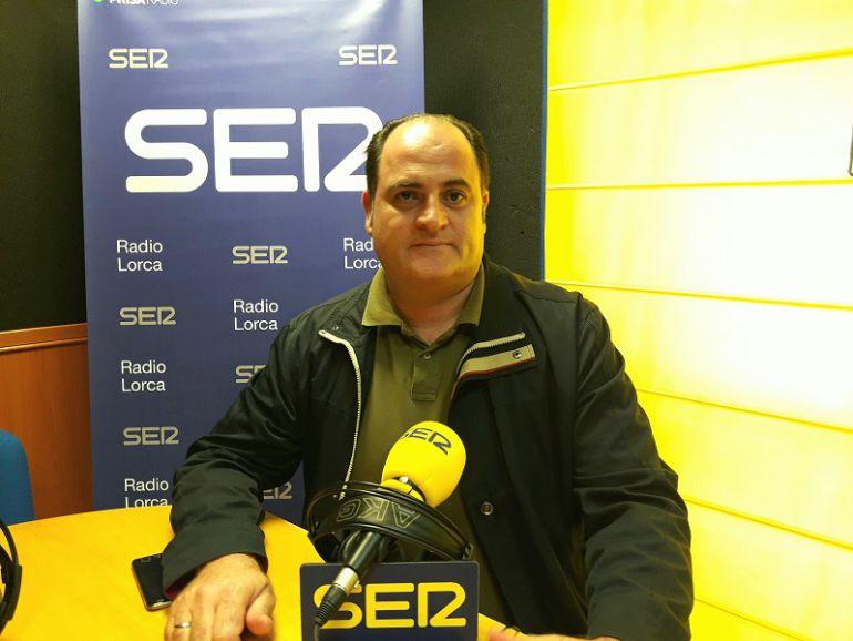 Antonio García Martínez. Presidente AD Eliocroca