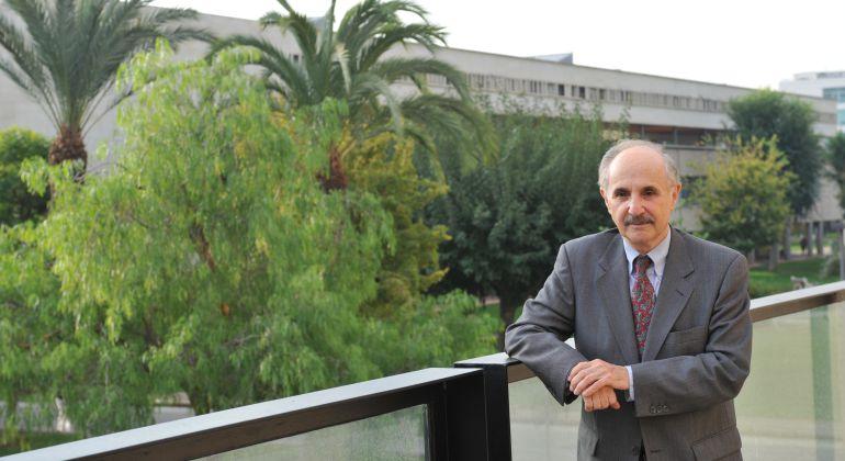 Edward Rubin, premio Nobel Paz 2007 en la Universidad Politécnica