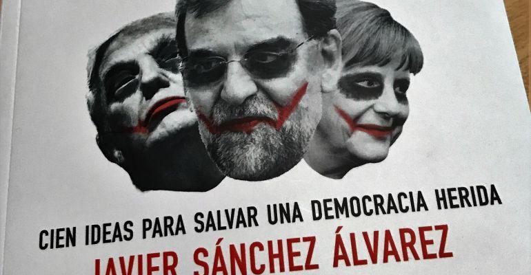 Portada del nuevo libro de Javier Sánchez Álvarez