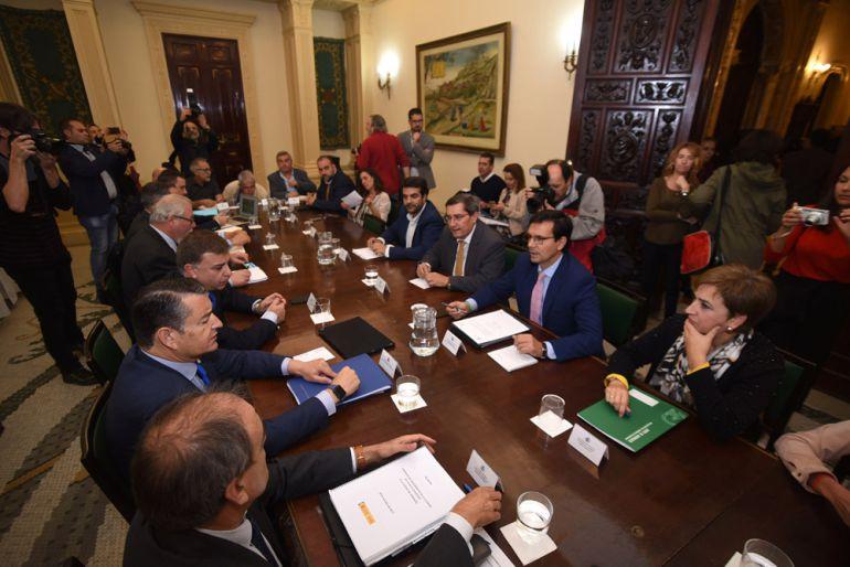 Reunión de la comisión de seguimiento este miércoles