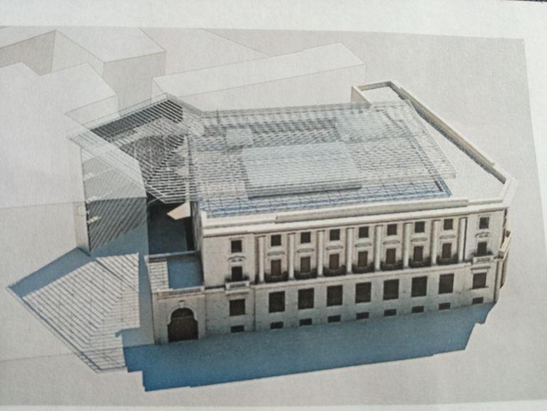 La Junta pedirá al Ministerio que estudie la viabilidad de instalar el Museo Arqueológico de Huelva en el Banco de España: La Junta pide al Ministerio que estudie la viabilidad del Museo Arqueológico