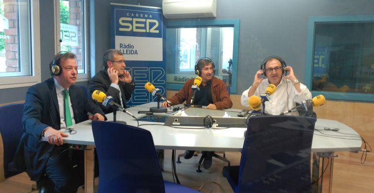 'POLITICAMENT CORRECTE' Amb Carmel Mòdol, Ramon Alturo, Paco Boya i Jordi Montanya