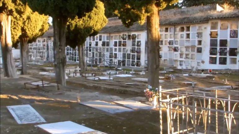 Cementerio de La Salud.Córdoba