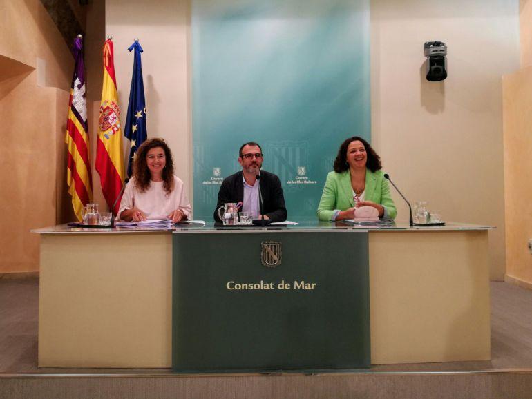 El Govern se persona como acusación particular en la causa de los contratos de Més a Garau