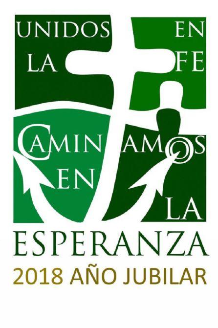 Presentado el logotipo conmemorativo del Año Jubilar de la Esperanza 2018: Presentado el logotipo conmemorativo del Año Jubilar de la Esperanza de Triana 2018
