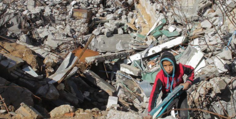 'Gas the arabs', el documental que se rodó cuando los medios apartaron su foco de Gaza