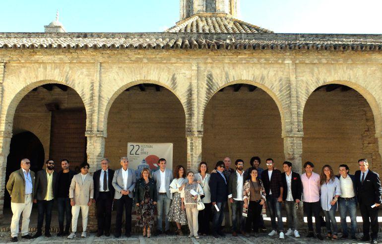Imagen de la presentación del 22 Festival de Jerez
