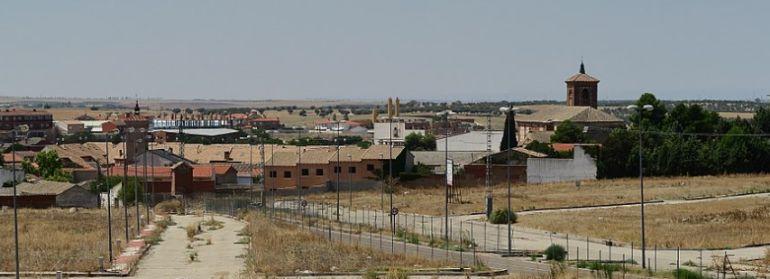 Santo Domingo Caudilla es uno de los municipios incluidos en el listado de Memoria Histórica ( vista desde la TO-1332