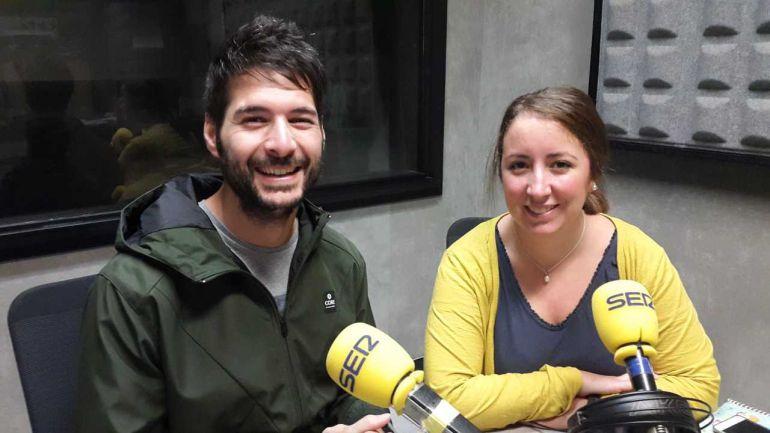 Aitor Oteiza e Irune Martínez, impulsores de 'Burulogy'