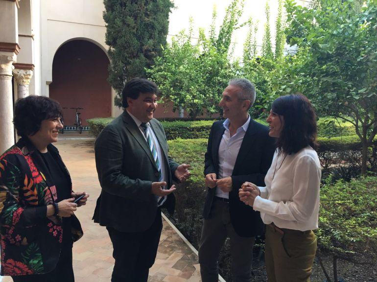 El alcalde de Huelva pide al Gobierno que diga si el Banco de España será museo arqueológico