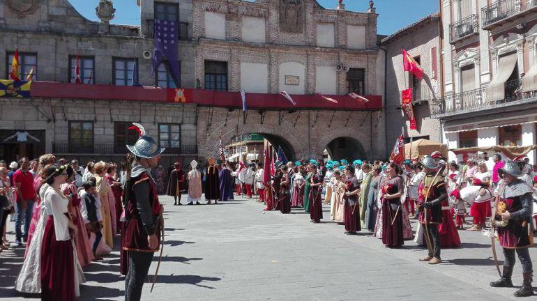 La Feria Renacentista formará parte del Año Europeo del Patrimonio Cultural
