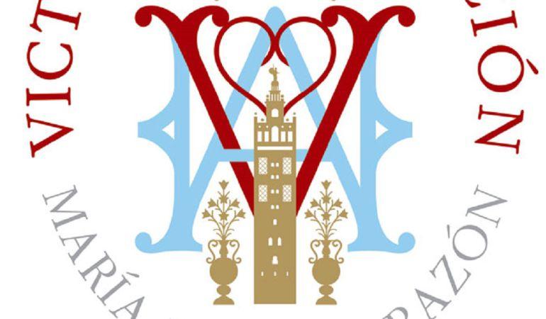 Logotipo de la coronación canónica de la Virgen de La Victoria