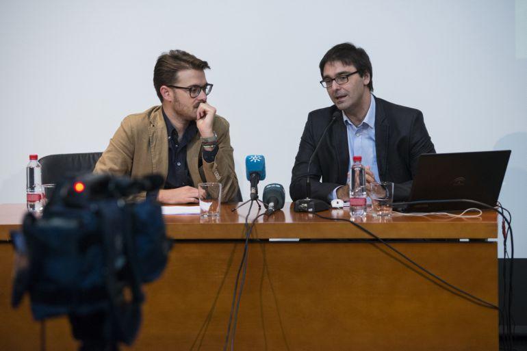 Presentación de la programación de la Filmoteca de Andalucía en Granada