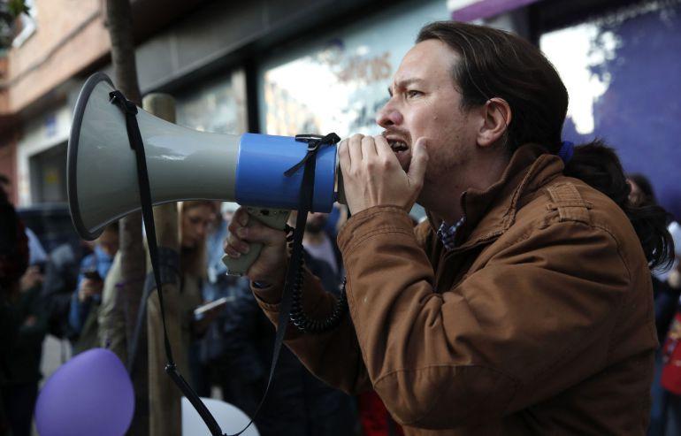 El líder de Podemos participará en la puesta de largo del proyecto político 'Arronti Cantabria'.